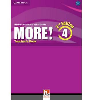 More! Second edition 4 teacher's Book