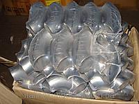 Нержавеющий молочный отвод 08X18H10  34х1,5