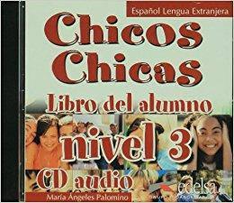 Chicos Chicas 3 CD audio