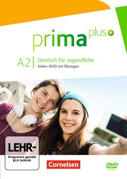 Prima plus A2 Video-DVD mit Übungen