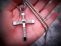 Крест Доминика Торетто из Форсажа. Отличное качество!