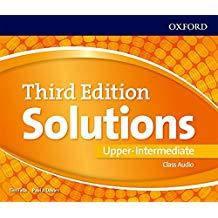 Solutions 3rd Edition Upper-Intermediate Class Audio CDs (4)