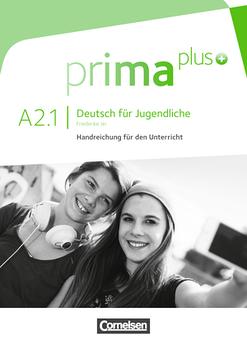 Prima plus A2/1 Handreichung für den Unterrricht