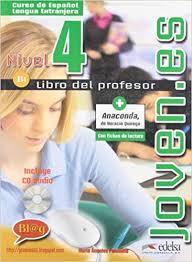 Joven.es 4 (B1) Libro del profesor + CD audio GRATUITA