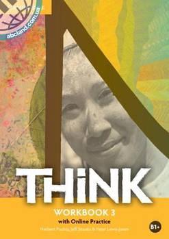 Think 3 Workbook with Online Practice