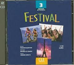 Festival 3 CD audio pour la classe