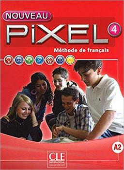 Pixel Nouveau 4 Livre de l'élève + DVD-ROM