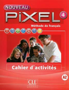 Pixel Nouveau 4 Cahier d'activités