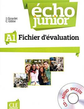 Echo Junior  A1 Fichier d'évaluation + CD audio