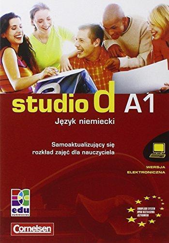 Studio d A1 Diditaler Stoffverteilyngsplaner auf CD-ROM