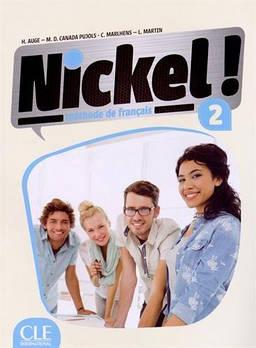 Nickel! Niveau 2 Livre De L'Eleve + DVD-ROM