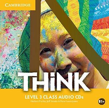Think 3 Class Audio CDs (3)
