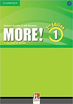 More! Second edition 1 Teacher's Book