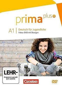 Prima plus A1 Video-DVD mit Übungen