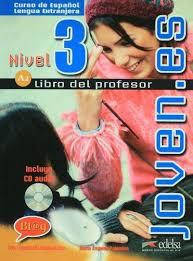 Joven.es 3 (A2) Libro del profesor + CD audio GRATUITA