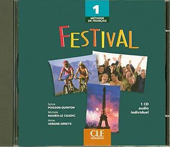 Festival 1 CD audio individuel