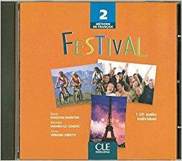 Festival 2 CD audio individuel