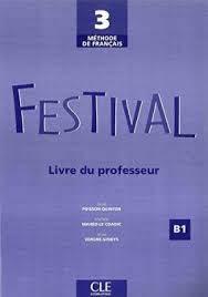 Festival 3 Guide pedagogique
