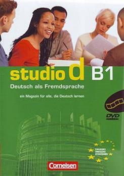 Studio d  B1 Video-DVD mit Ubungsbooklet
