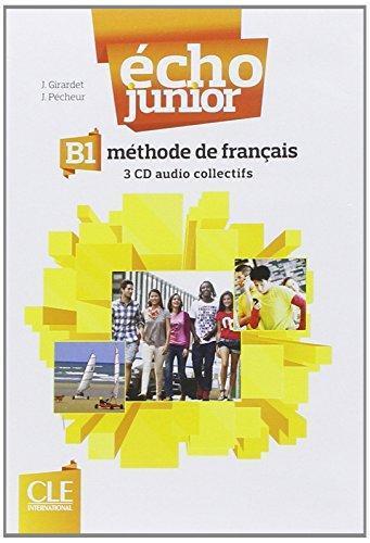 Echo Junior  B1 Collectifs CD
