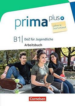 Prima plus B1 Leben in Deutschland Arbeitsbuch mit MP3-Download und Lösungen