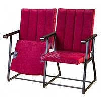 """Кресла для зала """"Флора-универсал"""", кресла для зала ожидания, театральные кресла"""