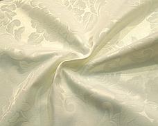 Ткань Скатертная TS-360354 Цветы 360см Шампань Италия, фото 3