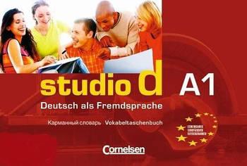 Studio d  A1 Vokabeltaschenbuch Deutsch-Russisch