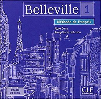 Belleville 1 CD audio pour la classe
