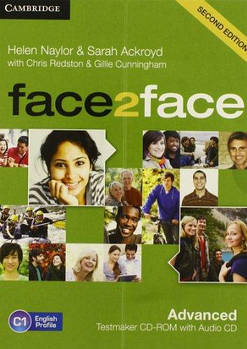 Face2face 2nd Edition Advanced Testmaker CD-ROM and Audio CD