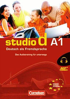Studio d  A1 Das Audiotraining fur unterwegs (CD mit Booklet)