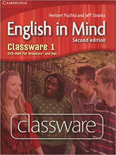English in Mind 2nd Edition 1 Classware DVD-ROM