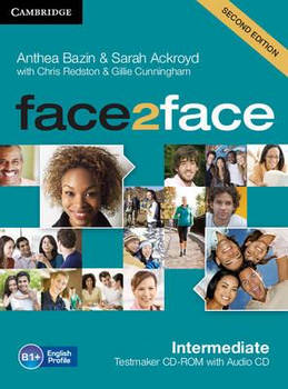 Face2face 2nd Edition Intermediate Testmaker CD-ROM and Audio CD