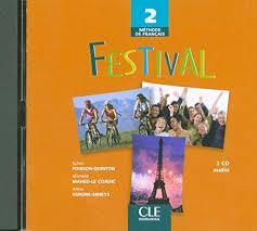Festival 2 CD audio pour la classe