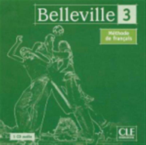 Belleville 3 CD audio pour la classe