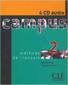 Campus 2 CD audio pour la classe