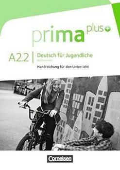 Prima plus A2/2 Handreichungen für den Unterricht