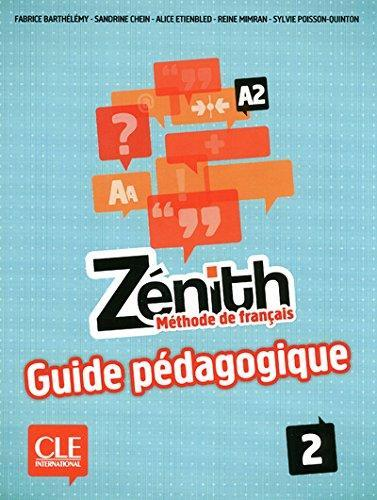 Zenith 2 Guide pédagogique