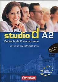 Studio d  A2 Video-DVD mit Ubungsbooklet