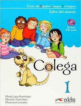 Colega 1 Libro del alumno + CD Pack