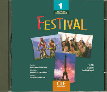 Festival 1 Video DVD