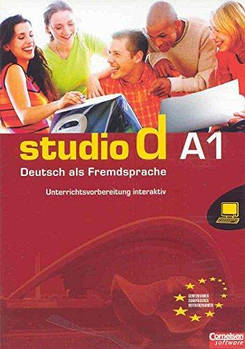Studio d  A1 Unterrichtsvorbereitung interaktiv auf CD-ROM Unterri