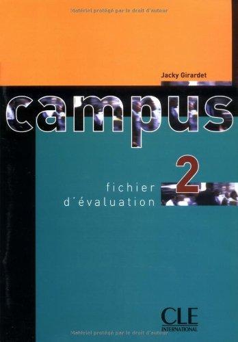 Campus 2 Fichier d'evaluation