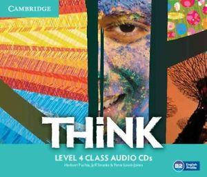 Think 4 Class Audio CDs (3)