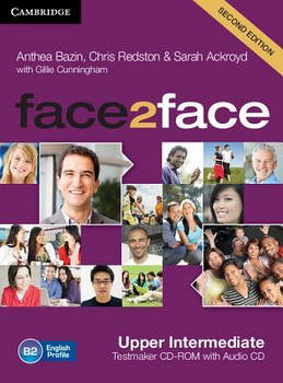 Face2face 2nd Edition Upper Intermediate Testmaker CD-ROM and Audio CD