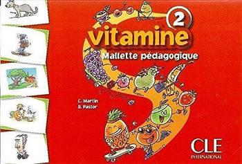 Vitamine 2 Mallete pedagogique (148 flashcards)