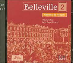 Belleville 2 CD audio pour la classe