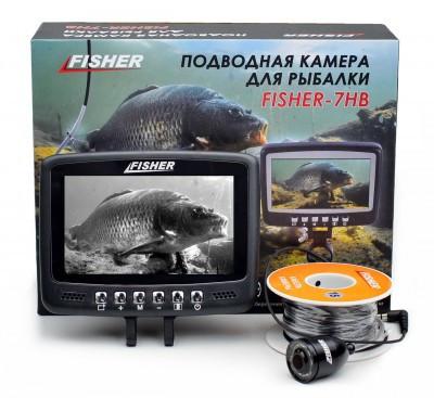Подводная камера Fisher CR110-7HB, кабель 15 метров