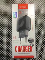 Сетевое зарядное устройство QualcommGrand GQ-C01 Quick Charge 3.0   быстрая зарядка USB 3.0  один  разъёма USB, фото 1
