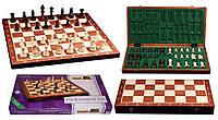 Турнирные шахматы из дерева Intarsia